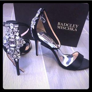 Badgley Mischka Bartley Heels